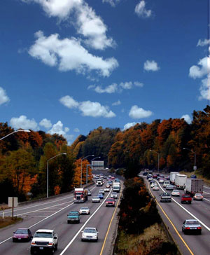 Photo of Traffic in Maryland